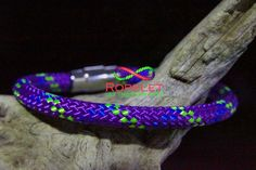 Are you a purple person? How about this fab Ropelet handmade to your order at www.ropelet.co.uk. Great bracelets and prices that suit your pocket. #ropelet #ropebracelet #fashionbracelet #fashion #jewelry