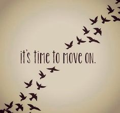 move on.