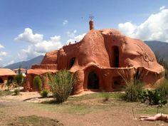 Casa terracota - Boyacá