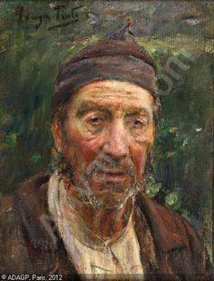 Jose Puyet Oil Painting Value | SOUSA PINTO José Júlio de,Pescador bretao,Palácio do Correio Velho ...