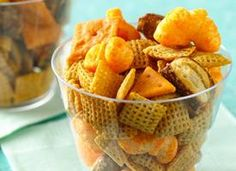 nugget chex, appet, puppi chow, nevada, chex mix, mix recip, parti, snack mix, gold nugget