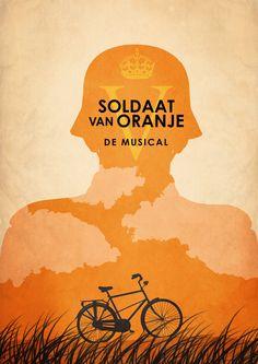 soldaat van oranje Met regelmaat bezoek ik musicals, waaronder ook 'De Soldaat van Oranje'. Ik vind musicals een culturele informatieverschaffing op een makkelijke en leuke manier.