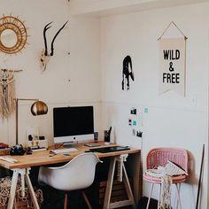 Aún más oficinas en casa para diseño de interiores #58 - El124
