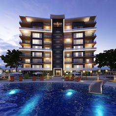 Residence architecture- residence tasarımı
