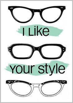 We love these horn rimmed glasses! http://www.eyebuydirect.com/eyeglasses-tag-horn.html