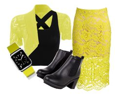 """""""Bumble Beauty"""" by sparklemaster on Polyvore"""