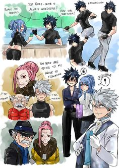 lyon fairy tail | Tumblr