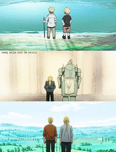 Wow, every time I see something like this from the show I feel like a little bit of my heart died. I love this show and I wish it never ended.