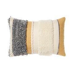 Home Republic – Natalia Kissen Senf & Grau - Cushions Boho Cushions, Couch Cushions, Outdoor Cushions, Mustard And Grey Cushions, Mustard And Grey Bedroom, Mustard Bedding, Rose Gold Decor, Cushions Online, Rugs