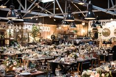 Vintage Wedding Reception || Industrial Wedding Ideas || Wedding Tablescape || Antique store wedding || Big Daddy's Antiques Wedding || California Elopement and Wedding Photographer