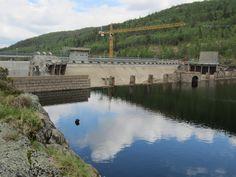 RjB: Her er den nye Skarsfossdammen Nye