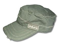 oasis army military cap