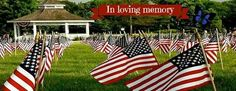 Happy Memorial day! Just remember we are celebrating our loved ones no longer with us