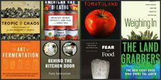 List of Best Food & Agriculture Books of 2012.