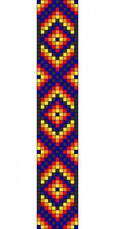 Irresistible Embroidery Patterns, Designs and Ideas. Awe Inspiring Irresistible Embroidery Patterns, Designs and Ideas. Loom Bracelet Patterns, Seed Bead Patterns, Bead Loom Bracelets, Beaded Jewelry Patterns, Bead Jewelry, Art Patterns, Beading Patterns Free, Embroidery Bracelets, Beaded Embroidery