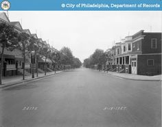 PhillyHistory.org - 27th Street Looking South from Indiana Avenue