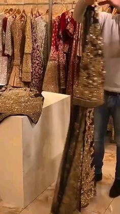 Party Wear Indian Dresses, Designer Party Wear Dresses, Indian Fashion Dresses, Indian Wedding Outfits, Muslim Fashion, Fancy Dress Design, Bridal Dress Design, Stylish Dress Designs, Designs For Dresses