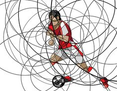 "Check out new work on my @Behance portfolio: ""Circle motion: Soccer"" http://be.net/gallery/53073201/Circle-motion-Soccer"