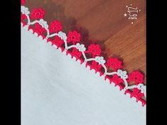 Kol Kola Sıralı Oya Yapımı - YouTube