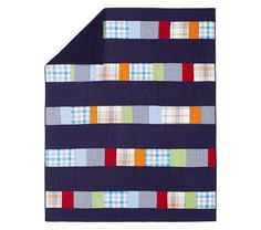 Kids' Quilts & Boys' Quilt Bedding | Pottery Barn Kids