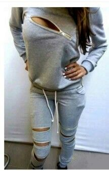 """""""Zippered Sweatshirt"""" **NEW ARRIVALS** Get yours today within my online boutique.""""theSAKAshop"""" featuring Aleiasaka LOVEs (link below)  http://aleiasakaloves.bigcartel.com  #fashion #beauty #jewelry #handmade #nails #heels #boutique #sale #aleiasaka #hairstylists #base #contour #primer #lips #eyes #gloss #pink #natural #mua #lashes #mascara #3D #cosmetics #nofalsies #transformation"""