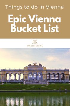 bucket list exemple There are so many amazing things to do in Vienna, Austria. Tap this pin to discover the ultimate Vienna bucket list. Stuff To Do, Things To Do, Free Things, Europe Bucket List, Travel Around Europe, Austria Travel, Paradise On Earth, Most Beautiful Cities, Best Places To Travel