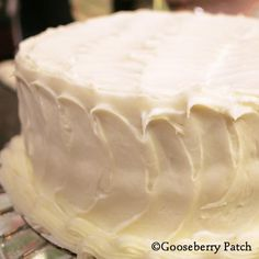 Gooseberry Patch Recipes: Classic Carrot Cake from Come on Over