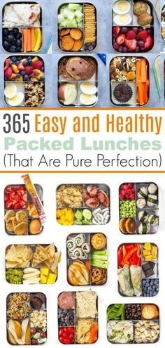 365 Easy lunch ideas, one for every day of the year! Great lunch ideas for kids and work lunch ideas for adults too! 365 Easy lunch ideas, one for every day of the year! Great lunch ideas for kids and work lunch ideas for adults too! Lunch Snacks, Healthy Packed Lunches, Clean Eating Snacks, Healthy Drinks, Healthy Lunch Boxes, Easy Healthy Lunch Ideas, Healthy Foods, Nutrition Drinks, Health Lunch Ideas