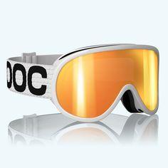 One Size Hydrogen White//Spektris Blue POC Sports Unisexs Retina Clarity Comp Snow Goggles