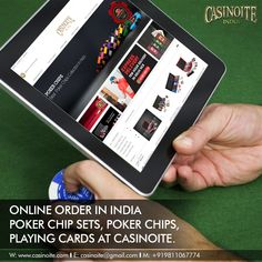 Poker Chips Set, Poker Set, Poker Table, Party Themes, Tables, Playing Cards, Chairs, India, Link