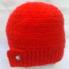 Linda Francesa Francesa Vermelha  br Super leve e macia de Inverno   br Lançamento e  br Exclusividade Mimos de Silvinha  br Touca feita em lã  especial lã ... 511d2e0f0ad