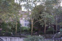 Jardines de Tudor City New York by Rafael Chamorro, via Flickr