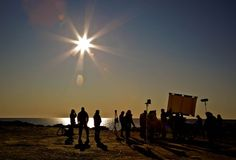 O nascer do sol na Patagônia argentina - Crédito: Gabriel Nascimento/Gshow http://gshow.globo.com/ http://gshow.globo.com/