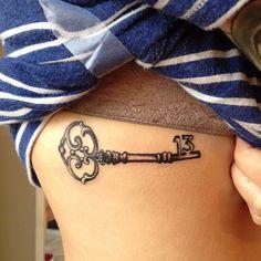Key of 13.
