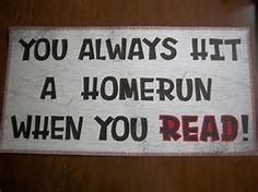 Image result for Baseball reading theme classroom