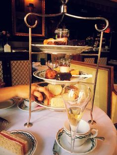 A Royal Afternoon Tea at The Milestone Hotel