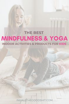 Are you bored and stuck at home with your kids? Are they experiencing anxiety Teaching Yoga To Kids, Yoga For Kids, Abc Yoga, Childrens Yoga, Learn Yoga, Mindfulness Activities, Yoga Tips, Yoga Benefits, Indoor Activities