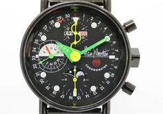 Alain Silberstein, Dream Watches, Cool Bands, Chronograph, Omega Watch, Rolex, Watches For Men, Quartz, Clocks