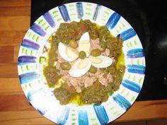 Salade Mechouia   Cuizipedia