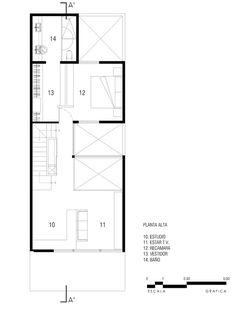 Galeria de Residência GP / Raíz Taller de Arquitectura - 15