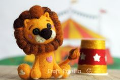 Pattern and tutorial on how to sew an innocent looking single sock lion toy with a single sock. Step by step pictures included. – Page 2 of 2