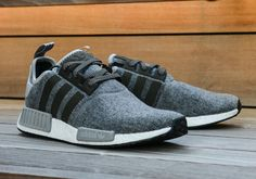 The adidas NMD Wool Pack is the perfect take on the popular NMD model for wintertime thanks to 2 new wool uppers available November 10th.
