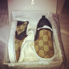 Toddler Boy Gucci Shoes (Ethan's)