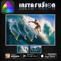 'Instafusion Image blender' Is Now THE #1 PAID #iPhone #PHOTO & #VIDEO #IPHONEOGRAPHY #APP! ------------------------------------------------ A simple to use photo blend camera application that allows you to mix up photos and share them on Instagram, Facebook, Twitter, email and much more!!!! http://www.youtube.com/watch?v=Z9gQWH225X8&hd=1
