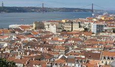 A Walk around Lisbon Squares