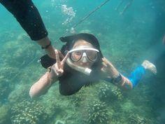 Underwater Gili Labak Madura Surabaya, Underwater, Explore, Under The Water, Exploring