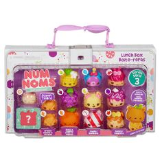 Num Noms Series 3 Lunch Box Deluxe Pack