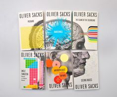 """tobeagenius: """" A Collection Of Books By Neurologist Oliver Sacks If you're interested in neuroscience or psychology, I'd highly reccomend any book by Oliver Sacks! I get asked a lot about books to read so you can also check out this video I made with..."""