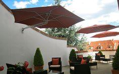 Solero P4 wandparasol | 270 cm rond