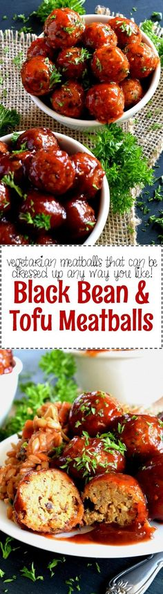Black Bean and Tofu